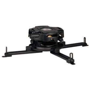 Peerless PRG UNV Flush Ceiling Projector Mount for Projectors Weighing Up to 50lb (22kg)